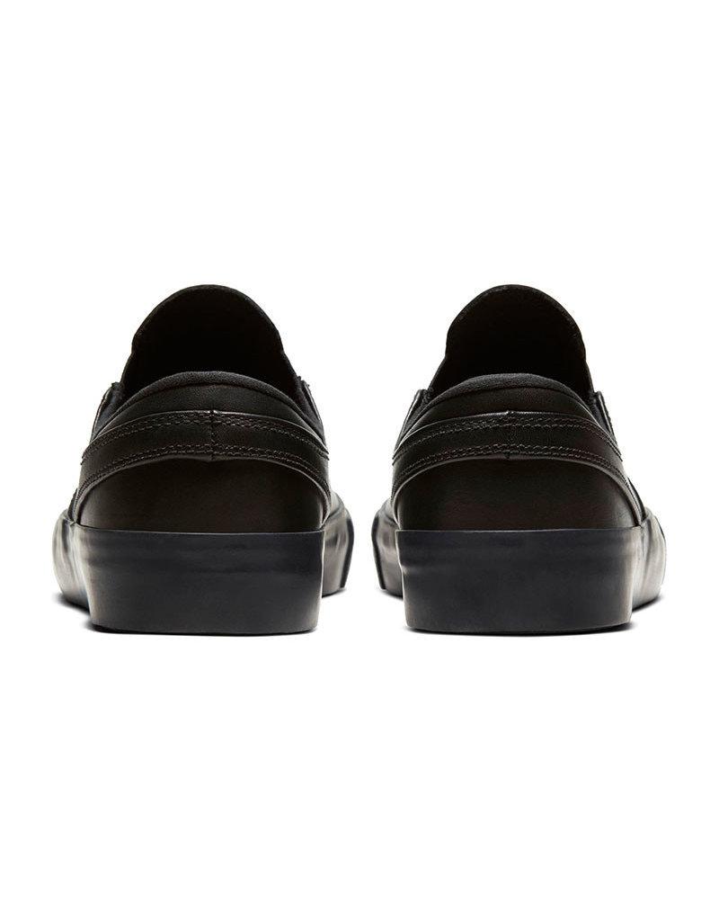NIKE SB JANOSKI SLIP RM ISO LACEY BAKER - BLACK/BLACK-BLACK-GUM LIGHT BROWN