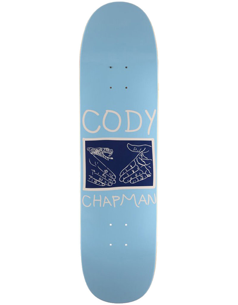 DOOM SAYERS CODY CHAPMAN PRO SNAKE SHAKE - DECK - 8.38  - COLD ONE