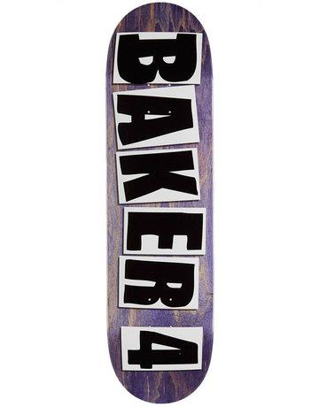 BAKER 4 DECK PURPLE - 8.125
