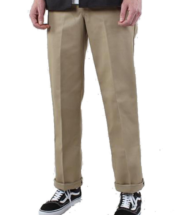DICKIES 874 ORIGINAL FIT STRAIGHT LEG WORK PANT - KHAKI