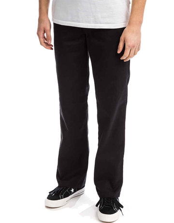 DICKIES 873 S/STGHT WORK PANT - BLACK