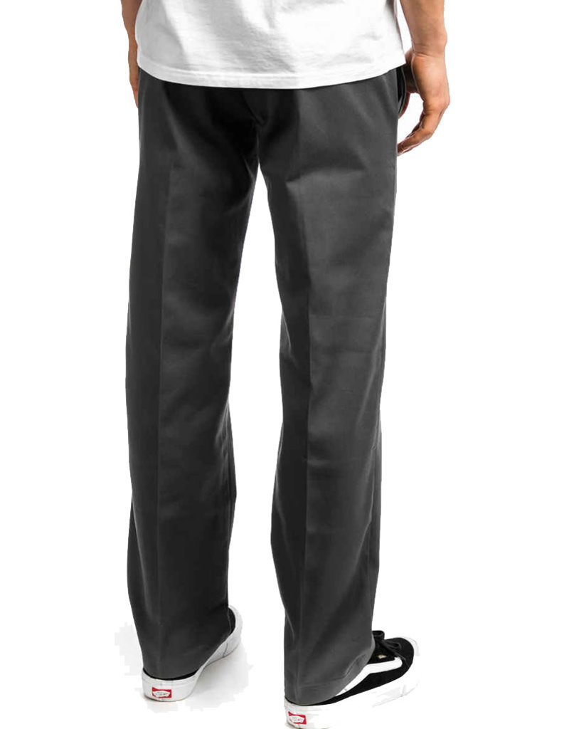 DICKIES 873 S/STGHT WORK PANT - CHARCOAL GREY