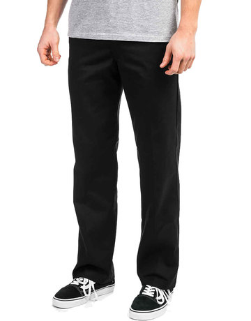 DICKIES 874 ORIGINAL FIT STRAIGHT LEG WORK PANT - BLACK