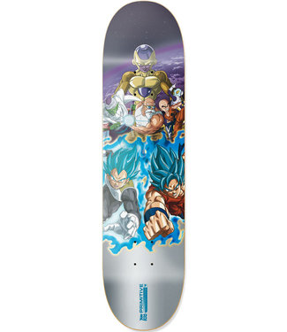 PRIMITIVE TEAM RESURRECTION DECK SILVER - 8.1