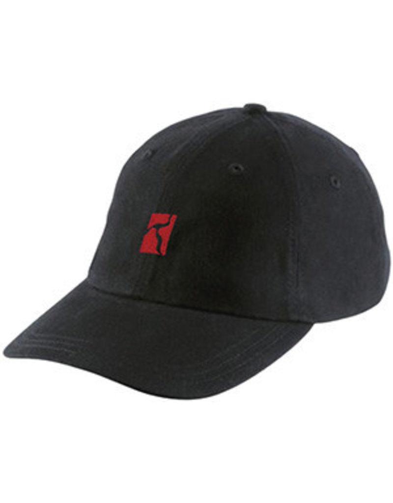 POETIC COLLECTIVE CLASSIC CAP - BLACK/RED