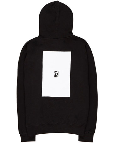 POETIC COLLECTIVE BOX HOOD - BLACK
