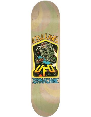 TOY MACHINE COLLINS UFO DECK - 8.5
