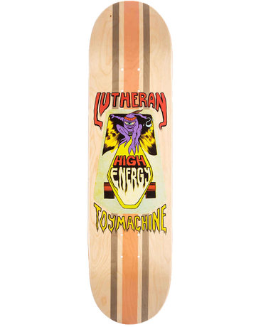 TOY MACHINE LUTHERAN HIGH ENERGY DECK - 8.25