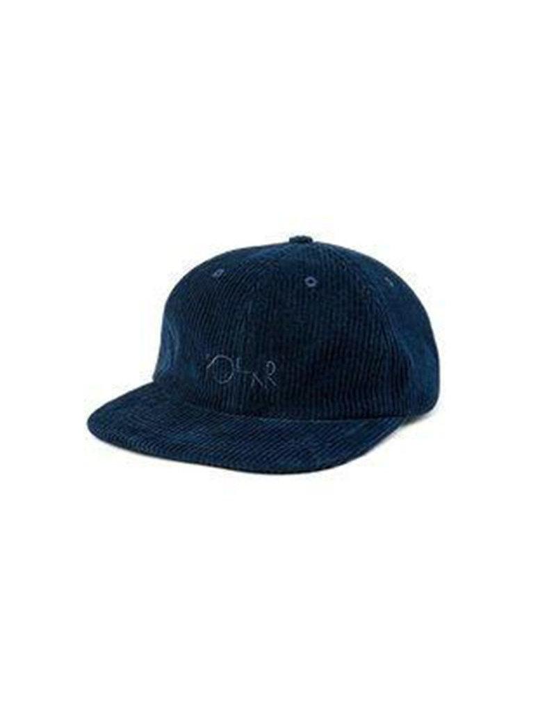 POLAR CORD CAP - POLICE BLUE
