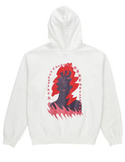 POLAR ELVIRA HOODIE - CLOUD WHITE