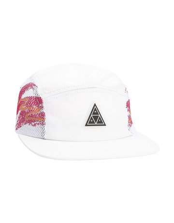 HUF ADVANTAGE SET VOLLEY HAT - WHITE