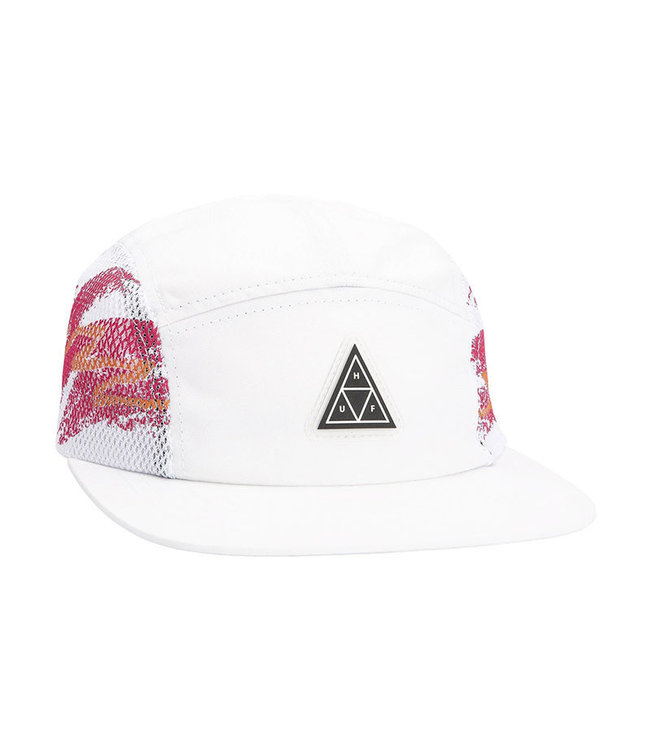 HUF ADVANTAGE SET VOLLEY HAT - WHITE