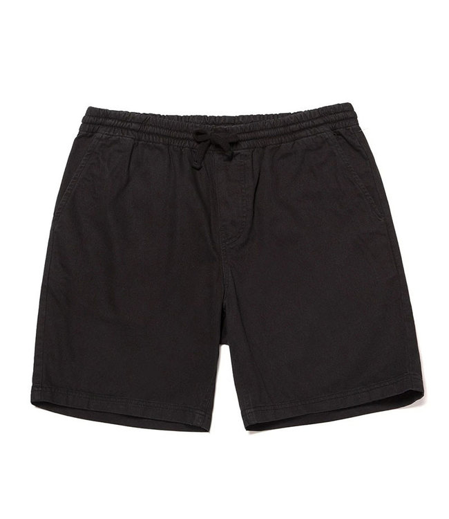HUF EASY SHORT - BLACK