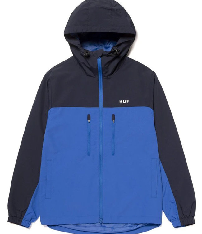 HUF STANDARD SHELL 3 JACKET - OLYMPIAN BLUE
