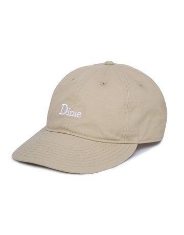DIME CLASSIC LOGO HAT - BEIGE