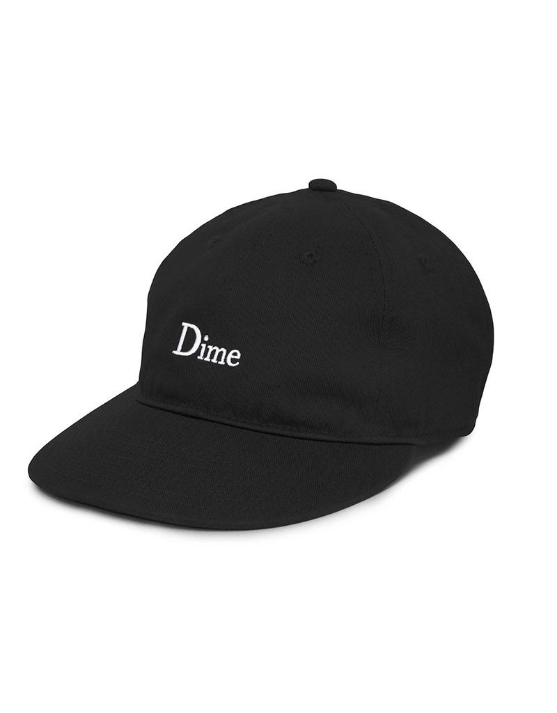 DIME CLASSIC LOGO HAT - BLACK