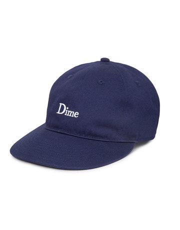 DIME CLASSIC LOGO HAT - NAVY