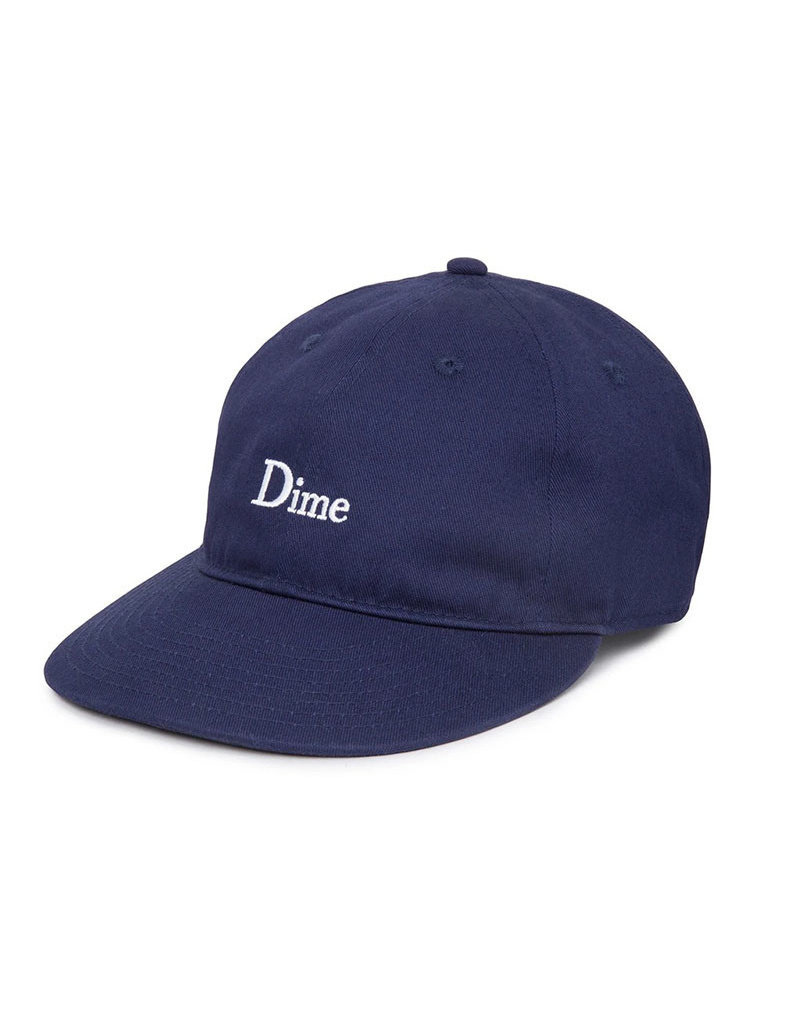 DIME CLASSIC LOGO HAT - NAVY