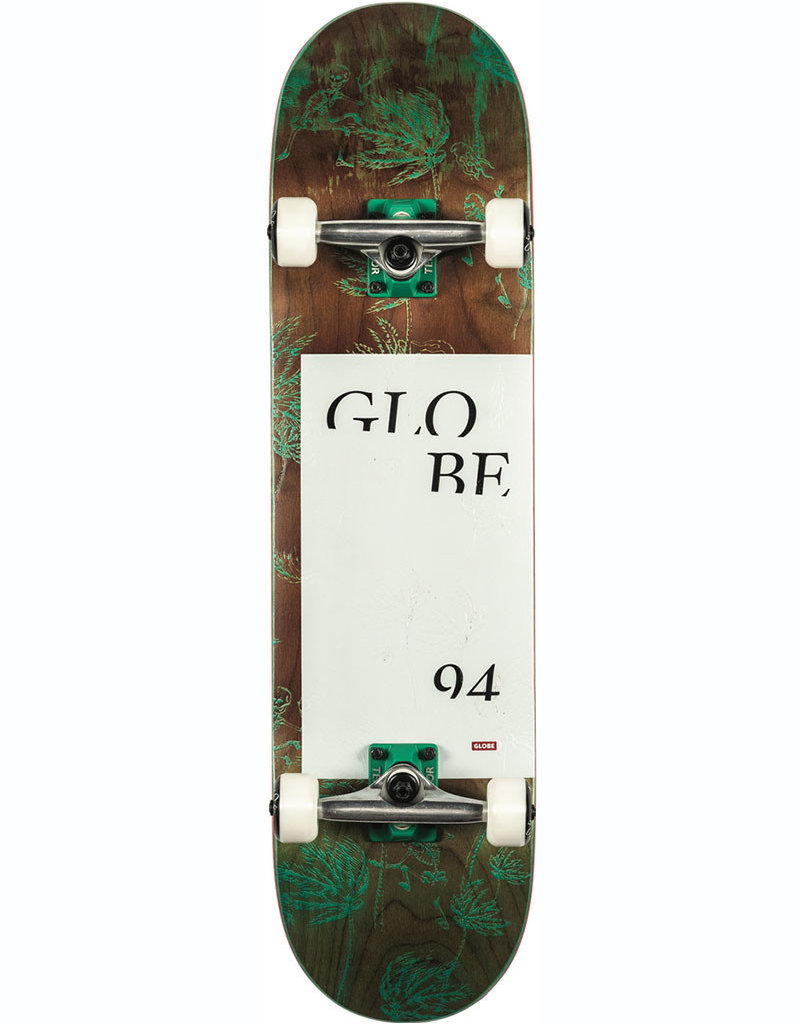 GLOBE G2 TYPHOON COMPLETE GREEN - 8.125