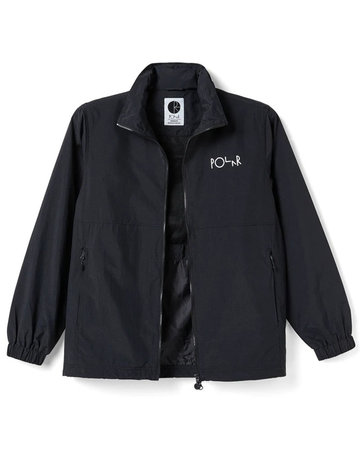 POLAR COACH JACKET - BLACK