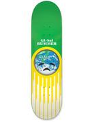 HABITAT GLOBAL BUMMER DECK GREEN - 8.25