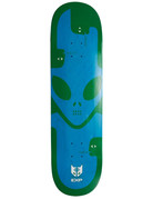 ALIEN WORKSHOP EXP DECK GREEN - 8.5