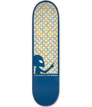 ALIEN WORKSHOP JOEY GUEVARA ASTRAL DECK BLUE - 8.25