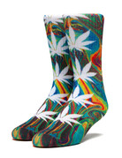 HUF DIGITAL PLANTLIFE SOCK - GREEN