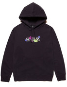 HUF PSYCHO DAISIES P/O HOODIE - FRENCH NAVY