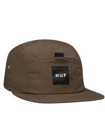 HUF NYLON STASH POCKET VOLLEY - OLIVE