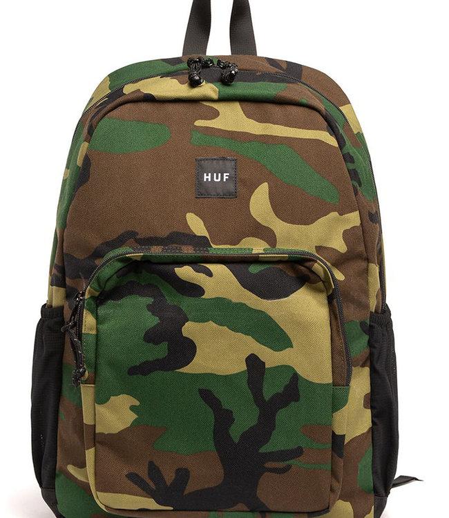 HUF Standard Issue Bag - Woodland Camo