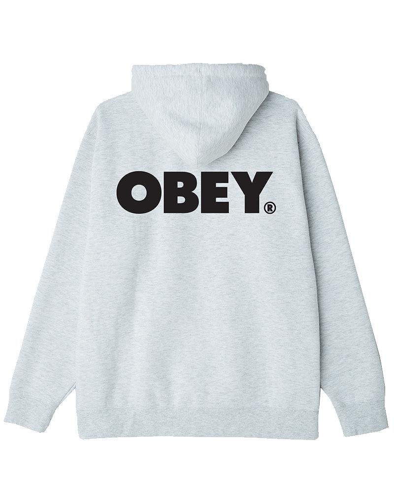 OBEY OBEY BOLD - ASH GREY