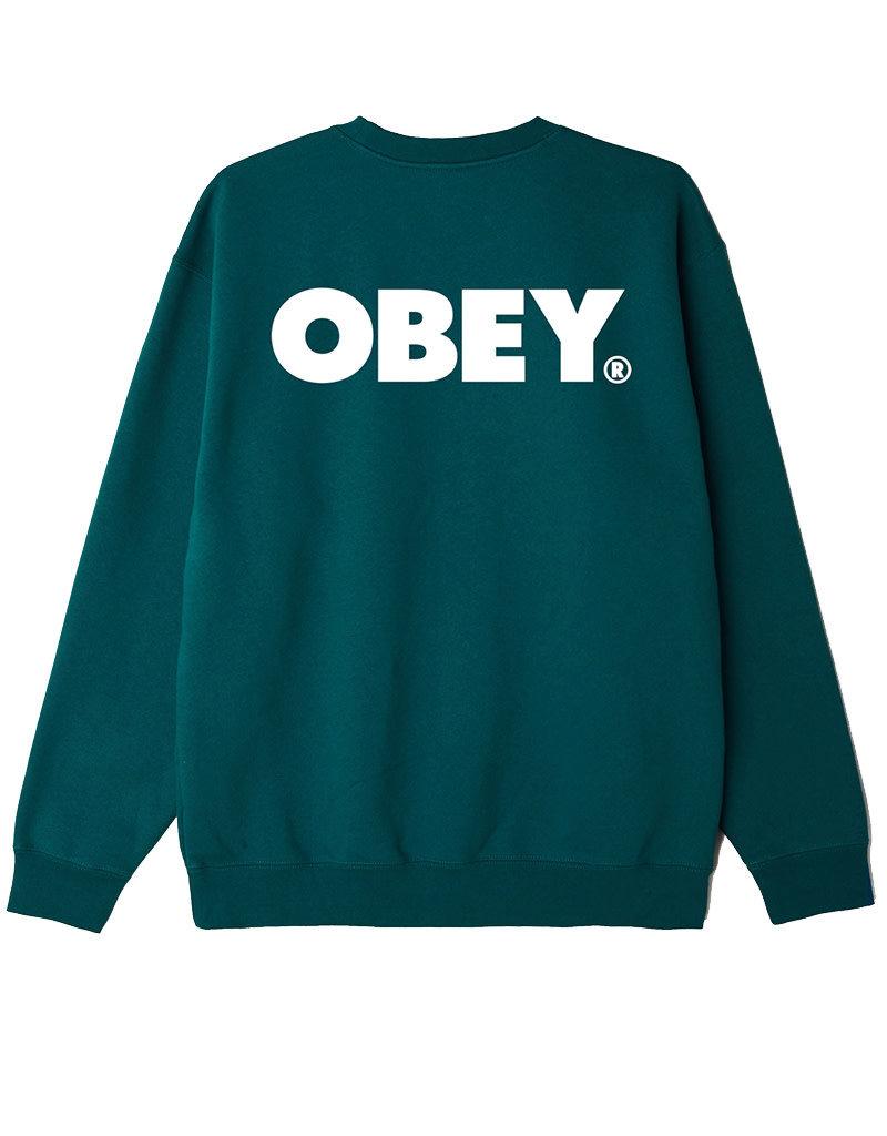 OBEY OBEY BOLD - MALLARD GREEN