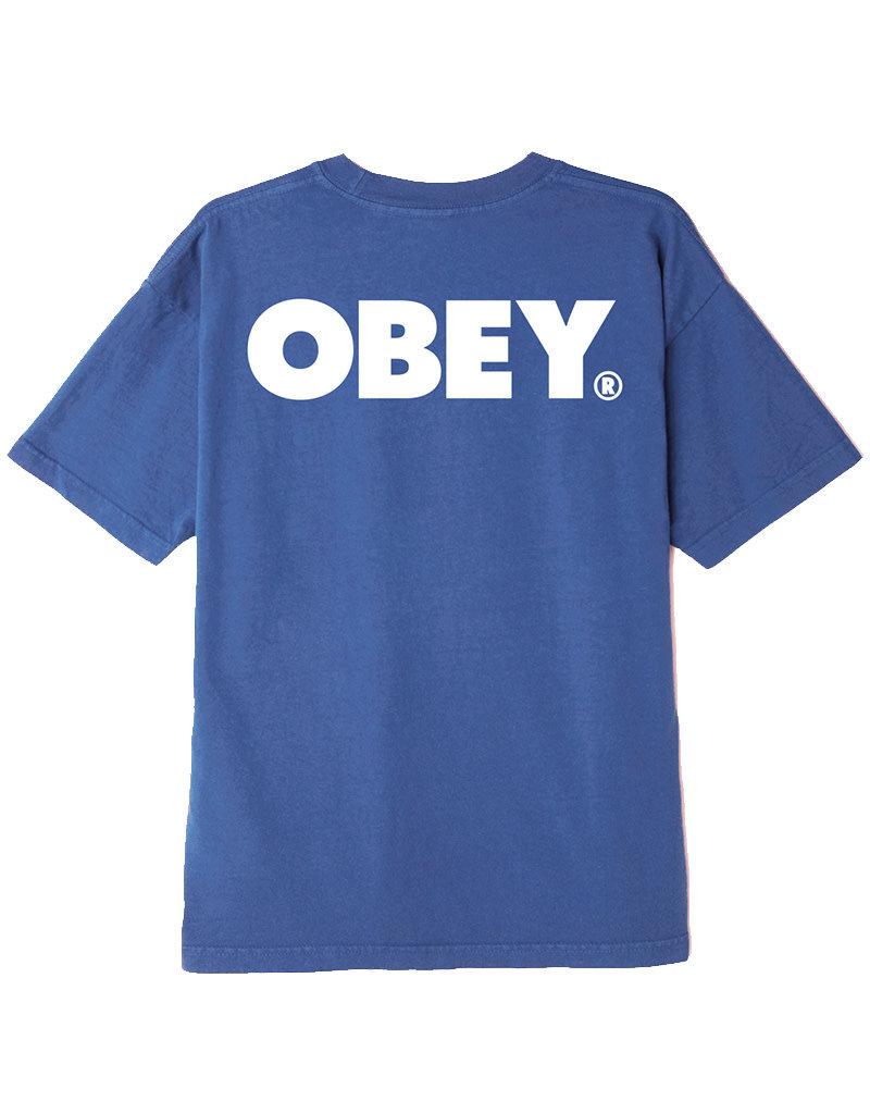 OBEY OBEY BOLD - PURPLE MOUNTAIN