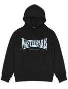 WASTED PARIS HOODIE CASUALS - BLACK