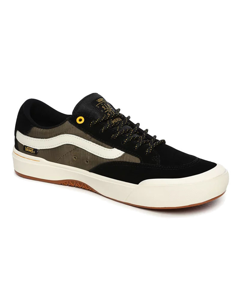 VANS BERLE PRO - (SURPLUS) BLACK/MILITARY