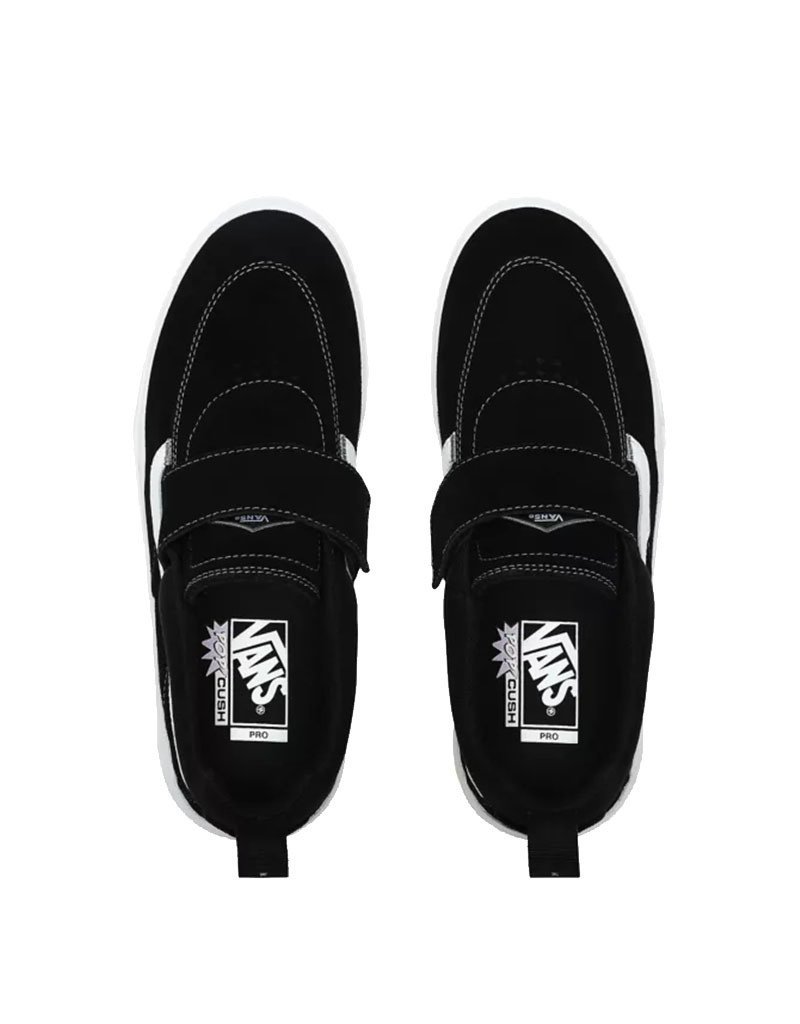 VANS KYLE PRO 2 - BLACK/WHITE