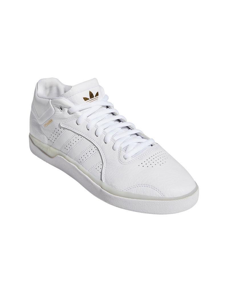 ADIDAS TYSHAWN - WHITE/WHITE/WHITE