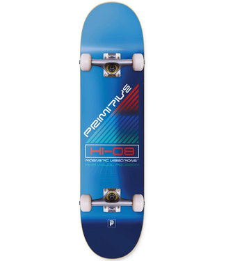 PRIMITIVE TEAM HIGH GRADE COMPLETE BLUE - 8.125