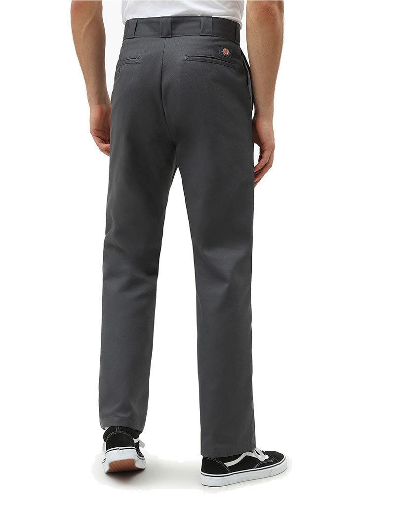 DICKIES 874 ORIGINAL FIT STRAIGHT LEG WORK PANT - CHARCOAL GREY