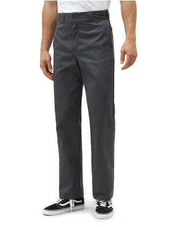 DICKIES 874 ORIGINAL FIT STRAIGHT LEG WORK PANT - CHARCOAL GREY