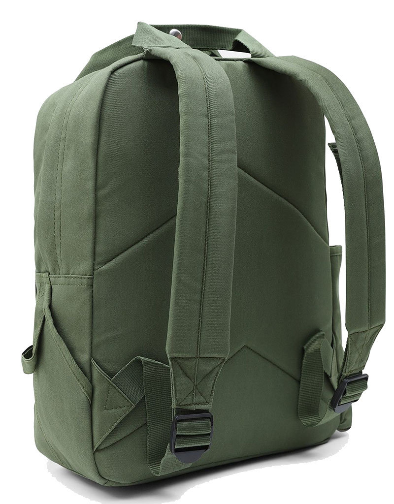 DICKIES BACK PACK W/ LAP TOP SLEEVE+EXTRA POCKET - ARMY GREEN