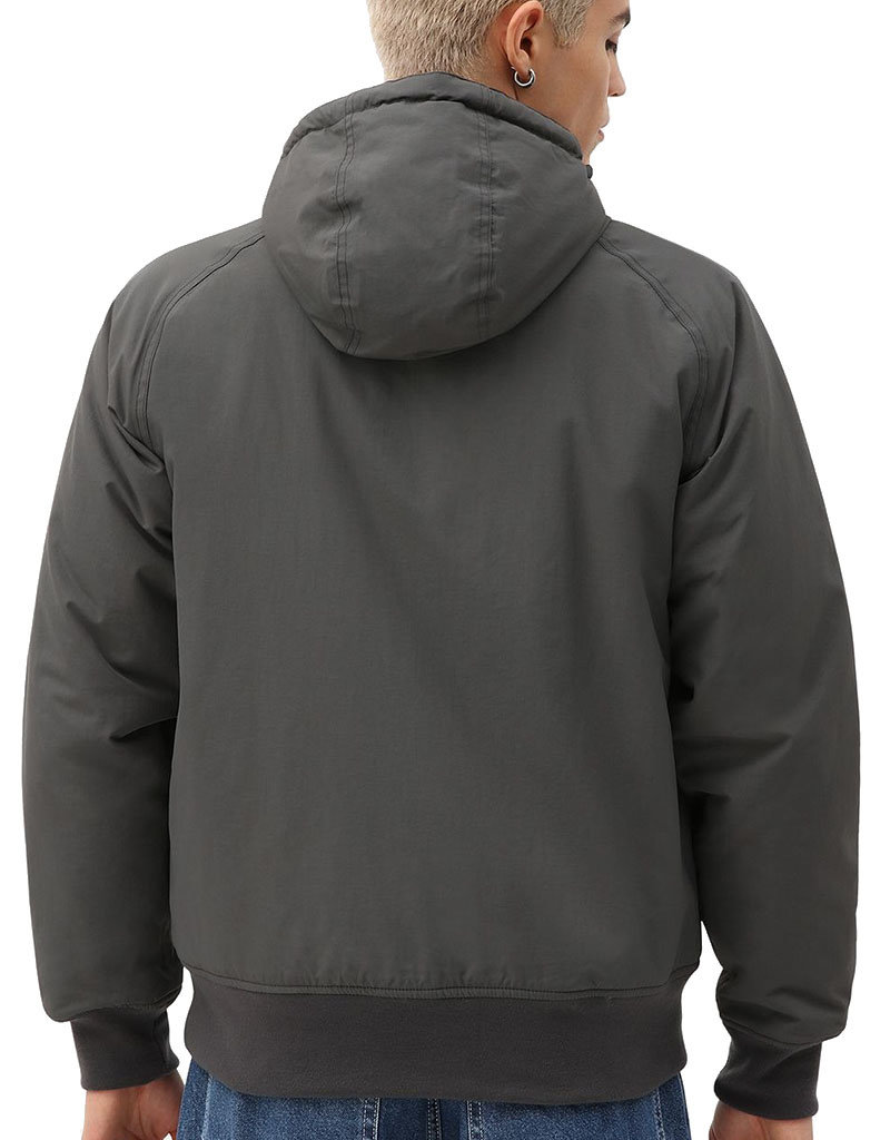 DICKIES NEW SARPY JACKET - CHARCOAL GREY