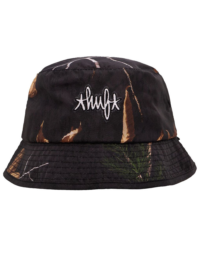 HUF REALTREE® BUCKET - REALTREE® BLACK