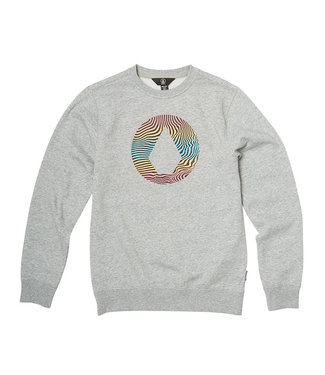 VOLCOM STONE CREW - HEATHER GREY