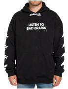 ELEMENT LISTEN 2 BB HOOD - FLINT BLACK