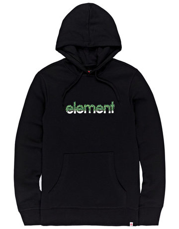 ELEMENT PROTON CAPSULE HOOD - FLINT BLACK