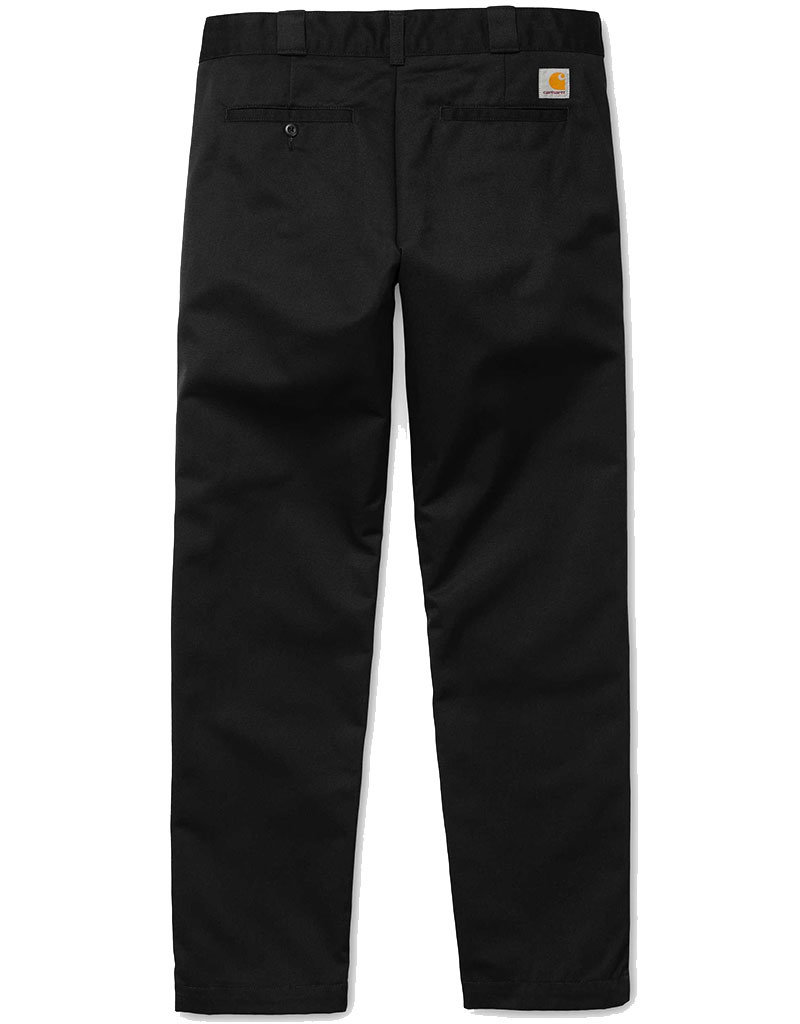 CARHARTT MASTER PANT - BLACK