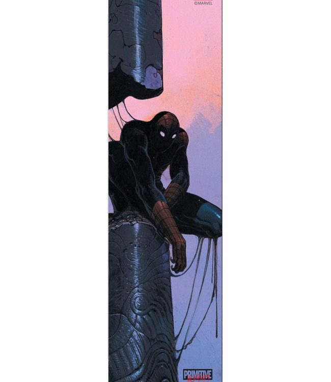PRIMITIVE SPIDER-MAN PRINTED GRIP - MULTI
