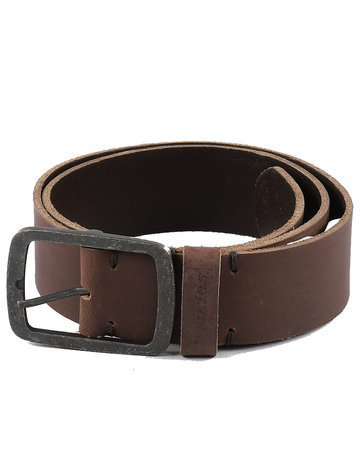 DICKIES EAGLE LAKE LEATHER BELT - BROWN